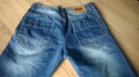 Spodnie jeansy męskie sarol 30