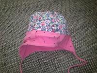 wiosenne czapki niemowlęce