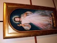 Piekny Jezus Miłośierny