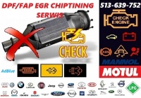 Auto-elektronika SERWIS DPF/FAP EGR Chiptuning AdBlue LPG