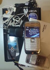Pancerna i kultowa Nokia E71!!! QWERTY. WIFI, GPS.