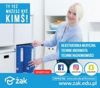 Technik Administracji w Żaku!!