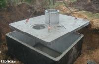 szamba betonowe z atestem transportem montażem i gwarancją