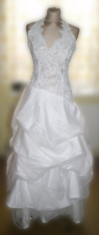 Bardzo tanie suknie ślubne
