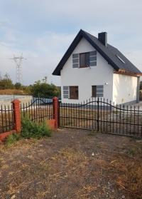 Mały domek jednorodzinny - nowy - ul.Grójecka
