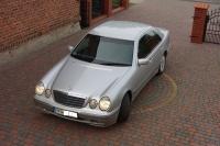 Mercedes W210 E200 kompressor 163KM (benzyna+gaz) 2000r.