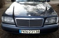 Mercedes c 2.2d 1994r