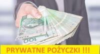 Pożyczka prywatna bez przedpłat i sprawdzania baz dłużników!