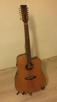 Gitara 12 strunowa : OKAZJA