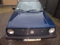 VW GOLF II 1,3 + GAZ    OKAZJA!