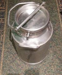 Kanka do mleka 20 litrów