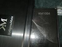 Wzmacniacz samochodowy Kruger&Matz KM1004