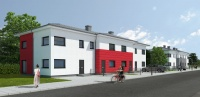 Apartamenty w zabudowie szeregowej w Centrum- Bezczynszowe