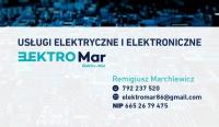 Elektryk, Usługi elektryczne