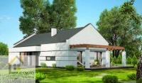 Sprzedam nowe domy - 5 km od Konina - Rudzica