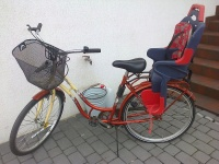 Rower koła 26