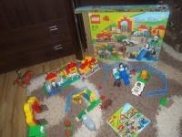 Klocki lego  duplo 6157 duże zoo