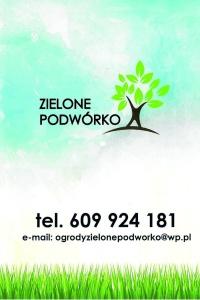Usługi Ogrodnicze- Zielone Podwórko