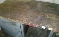 Stół ślusarski