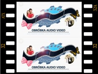 Video edycja, montaż filmów.
