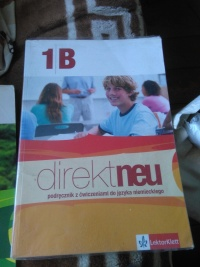 Podręczniki z ćwiczeniami do języka niemieckiego direkt neu