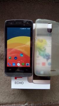 sprzedam Telefunken Echo dual sim jak nowy gwarancja