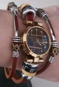 Zegarek bransoletka kwarcowy damski Nowy