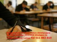 Korepetycje język polski EGZAMIN MATURALNY 2016/2017 Konin