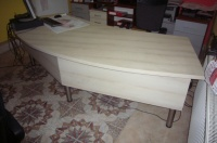 biurko dwustanowiskowe