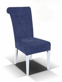 Eleganckie krzesło tapicerowane  DARMOWA DOSTAWA