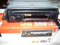 sprzedam radio sony usb aux cd samochodowe