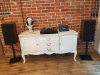 Rewelacyjne kolumny stereo vintage trójdrożne MRB 100
