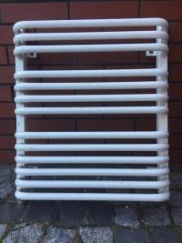 Grzejnik łazienkowy biały używany