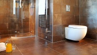 Scandinavian bathrooms. ŁAZIENKI,KUCHNIE