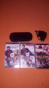 PSP 3 gry
