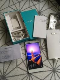 Sprzedam telefon smartfon huawei honor x5 srebrny gwarancja