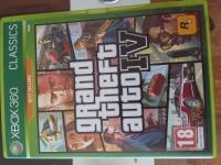 Gra GTA 4 Xbox 360