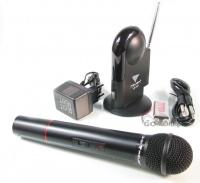 Mikrofon bezprzewodowy karaoke