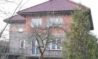 Dom z działką przy głównej drodze koło Konina