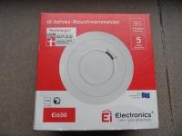 Optyczny czujnik dymu Electronic Ei650