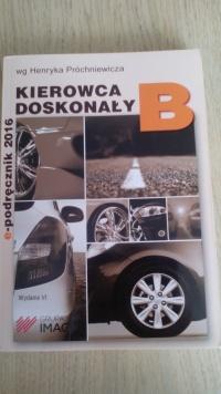 Sprzedam książkę Kierowca doskonały kat. B wraz z płytą