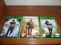 Gry Xbox 360 call of duty