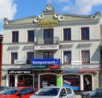 Do wynajęcia lokal w samym centrum Turku !