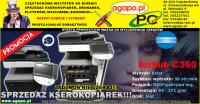 Kserokopiarka kolorowa Develop ineo+ 360 format A3, RADF