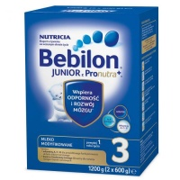 Nutricia Bebilon Junior 3 Pronutra 1200gx2