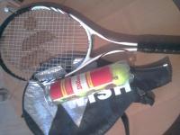 Sprzedam rakietę tenisową WISH