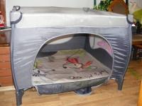 Sprzedam łóżeczko turystyczne - kojec baby design play