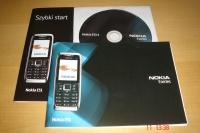 NOKIA E51 Instrukcja obsługi oraz oryginalna płyta CD