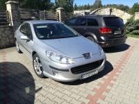 Peugeot 407, 2.0 HDI 136 KM, navi, klima, xenon, prywatny.
