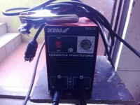 Sprzedam spawarka inwektorową 200Amper DEDRA 220V
